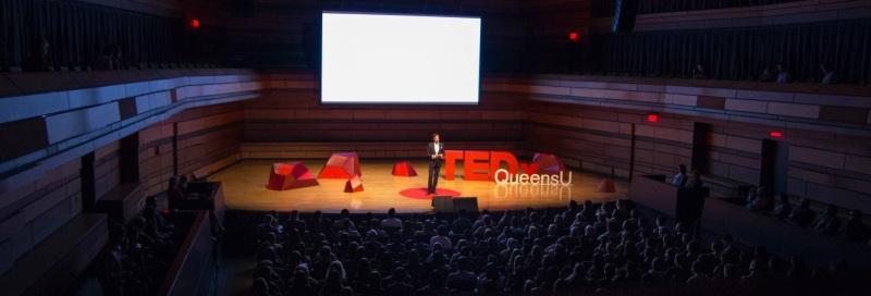 EDSP @ TEDxQU